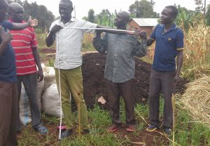 agriculture training anglican international development South Sudan