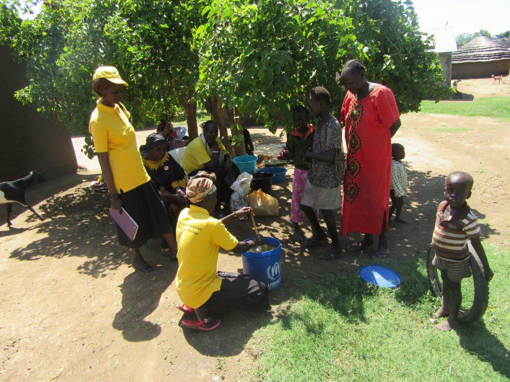 Women: The Agents of Change in Juba